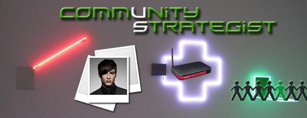 Community strategist : planneur stratégique des temps modem